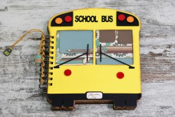 "KIT + TUTORIAL SCRAP ""Bus"""
