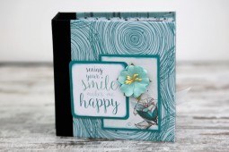"Imagén: KIT + TUTORIAL SCRAP - ""Smile"""