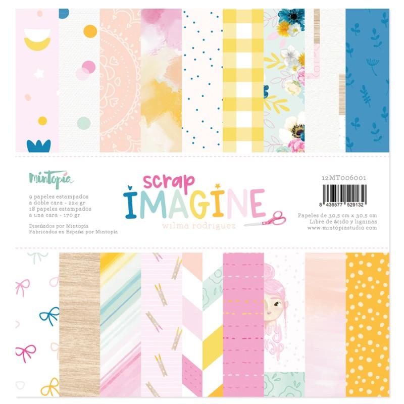 "Colección Completa ""Imagine"" - Mintopia"
