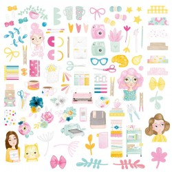 Die cuts 'Imagine' - Mintopia