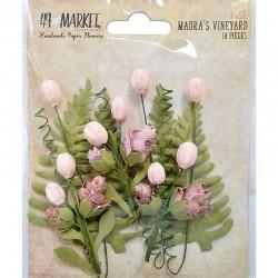 Flores Mauras Vineyard Rosé 49&M