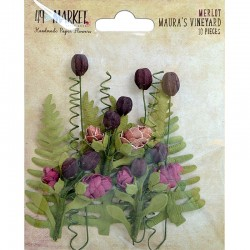 Flores Mauras Vineyard Merlot - 49&M