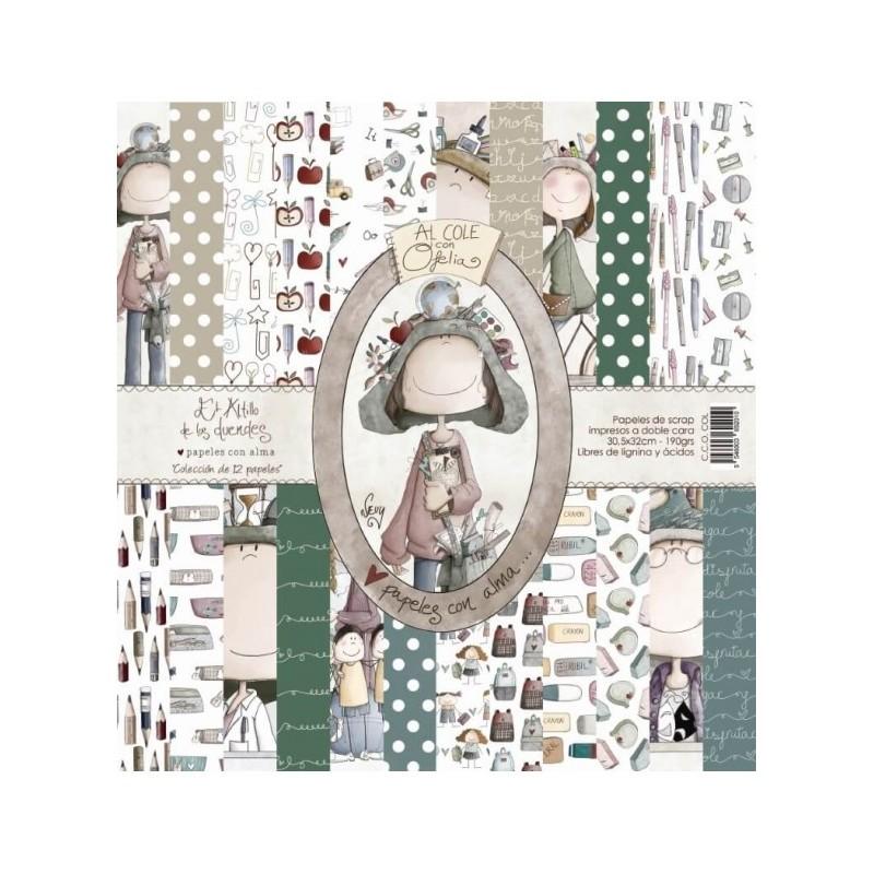 Colección Completa Al cole con Ofelia