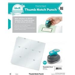 Troquel uñero - Thumb Notch Punch