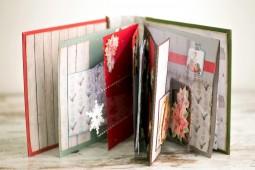 ÁLBUM SCRAP - 'Navidad Amelie'