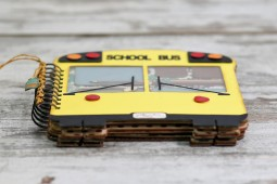 ÁLBUM SCRAP 'Bus'