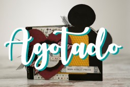 "KIT + TUTORIAL SCRAP - ""Disney Orejas"""