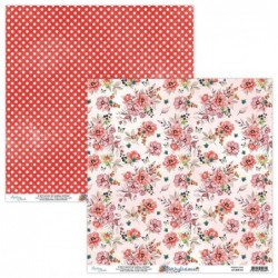 PAPEL MINTAY 12x12''- Berrylicious 04