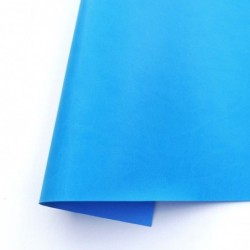Ecopiel mate - Azul Zafiro