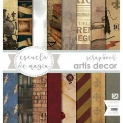 """Colección Completa """"Escuela de mágia"""""""