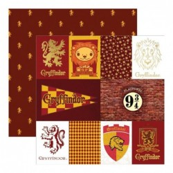 Papel Harry Potter - Gryffindor