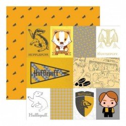 Papel Harry Potter - Hufflepuffs