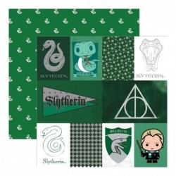 Papel Harry Potter - Slytherin House