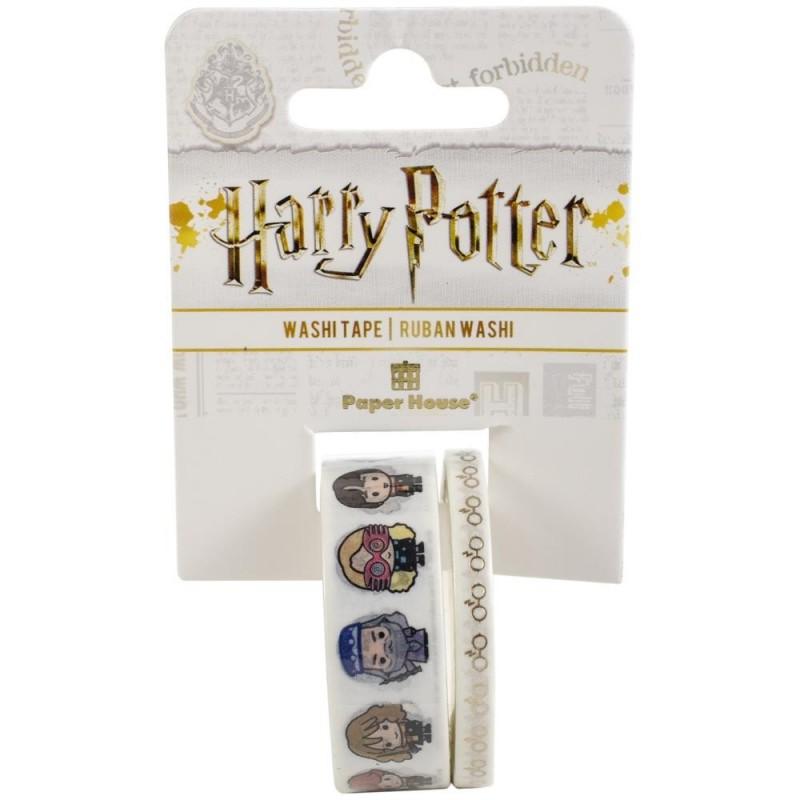 Washy tape Harry Potter - Chibi