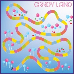 Papel Candyland