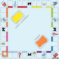 Papel juego Monopoly