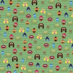 Papel Disney Muppets iconos