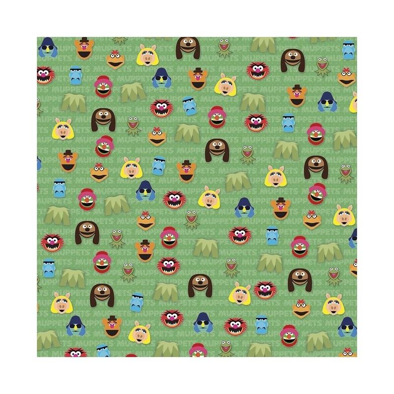 Papel Disney Muppets iconos