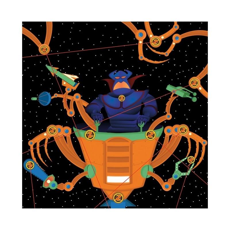 Papel Disney Space Ranger