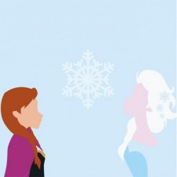 Papel Disney Frozen