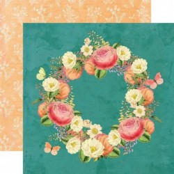 Papel Simple Vintage Garden District Love More