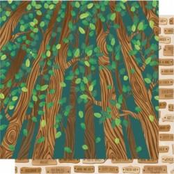 Papel Shimell Climb Trees