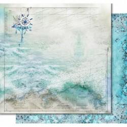 Papel Sea Time - Nautical chart