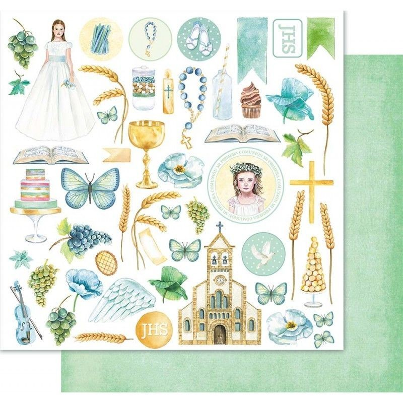 Papel Holy Mint Day - Holy girl
