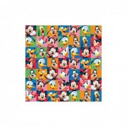 Papel Disney Iconos cuadrados