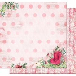 Papel Princess Garden - Lady Rose