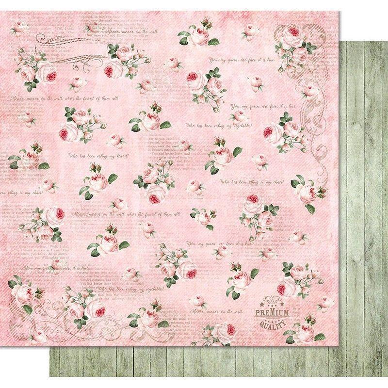 Papel Princess Garden - Million roses
