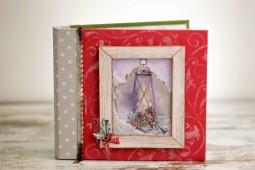 """KIT + TUTORIAL SCRAP - """"Navidad Amelie"""""""