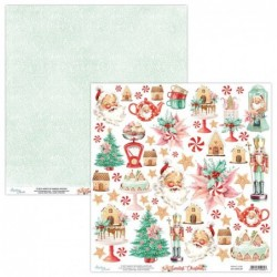 Papel Mintay - Sweetest Christmas - Elements