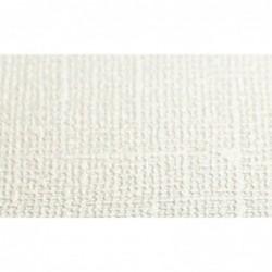 Cartulina perlada textura - blanco roto