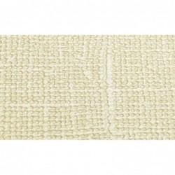 Cartulina perlada textura - amarillo bebé