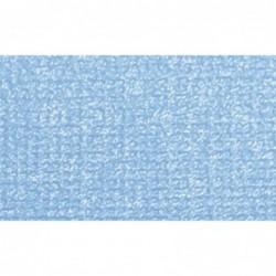 Cartulina perlada textura - azul claro