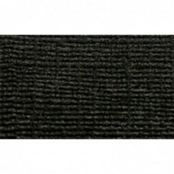 Cartulina perlada textura - negro