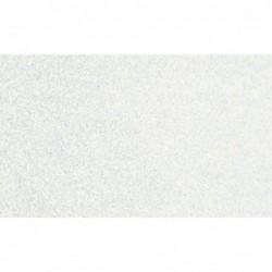 Cartulina perlada lisa - hielo