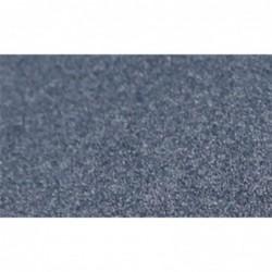 Cartulina perlada lisa - azul petroleo