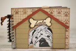 "Imagén: KIT + TUTORIAL SCRAP - ""Casita Lola"""