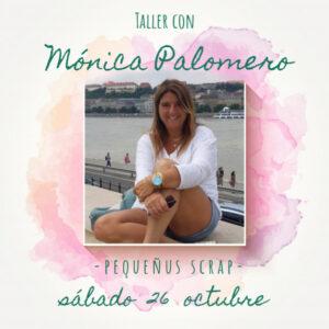 Taller Mónica Palomero Scrapbook